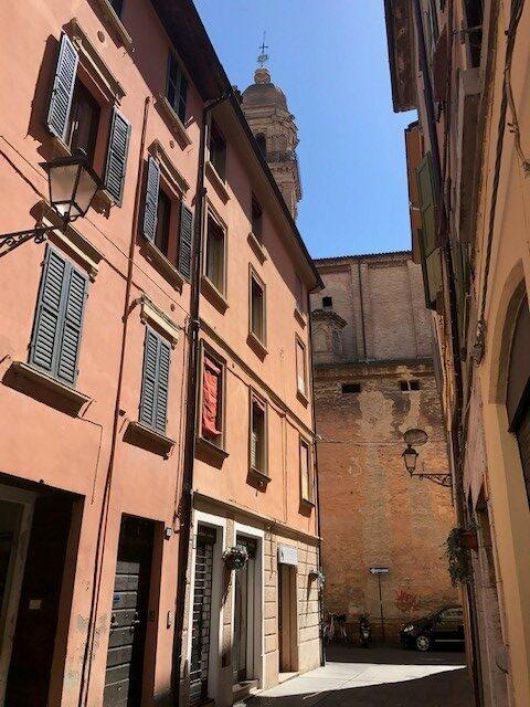 Itinerario Reggio Emilia città del tricolore